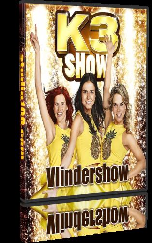 K3 Show - Vlindershow (2018, DVD9)