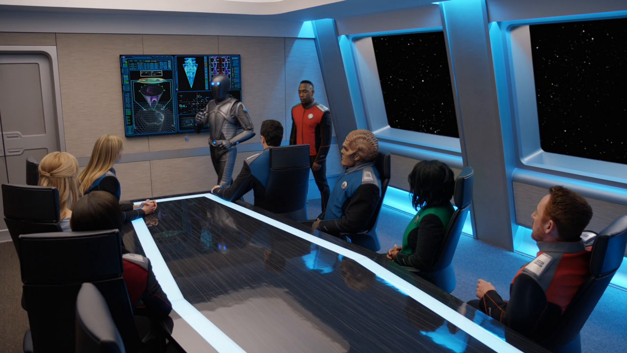 The Orville S02 720p AMZN WEB-DL DD5 1 H264-NTb