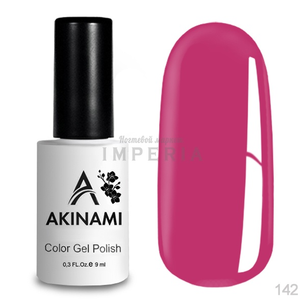 Akinami Гель-лак 9 мл А142