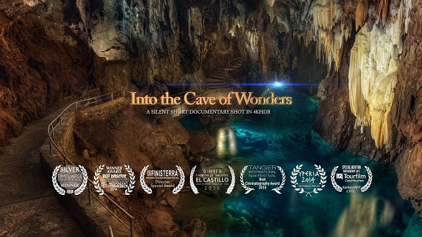 В пещеру чудес / Into the Cave of Wonders (2015) WEBRip 2160p | 771.83 MB