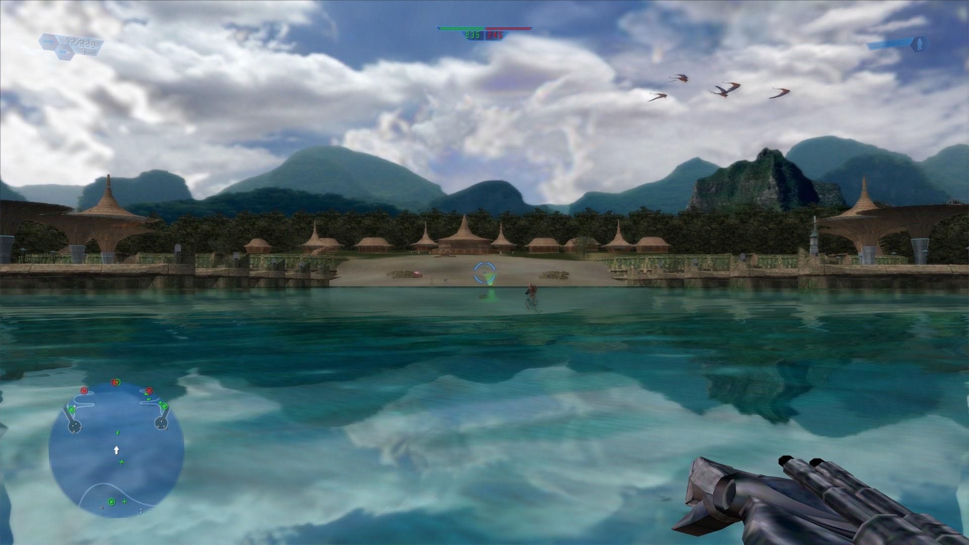 Star Wars: Battlefront (2004) [En] (1.3.5.4) License GOG