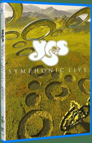 Yes - Symphonic Live (2011, Blu-ray)