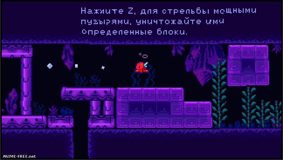 The Rescue of Mermaids [2019] [Uncen] [Side-scroller, Pixel] [ENG,RUS] H-Game