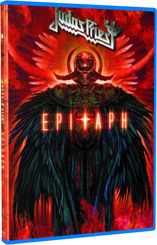 Judas Priest - Epitaph (2013, Blu-ray)