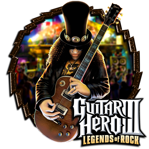 Guitar Hero III: Legends of Rock (Native) [P] [ENG / ENG] (2007) (1.3)