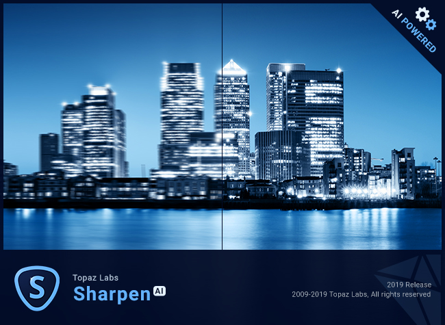 Topaz Sharpen AI 1.3.1 x64 (+ Portable)