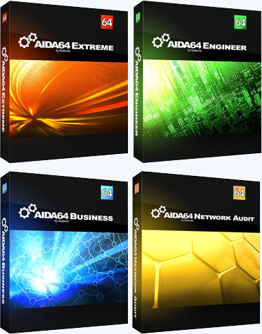 AIDA64 Extreme / Engineer / Business / Network Audit 6.10.5200 Final Repack (& Portable) by Litoy (x86-x64) (2019) -Multi/Rus-