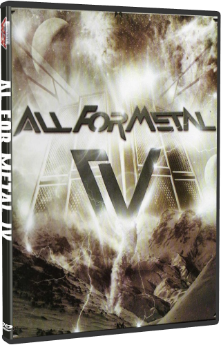 All For Metal IV (2014, DVD9)