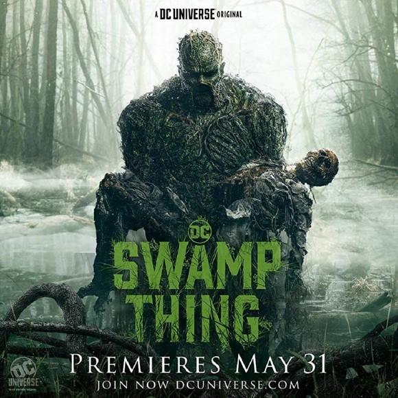 Болотная тварь / Swamp Thing [S01] (2019) WEB-DL 720p | LostFilm