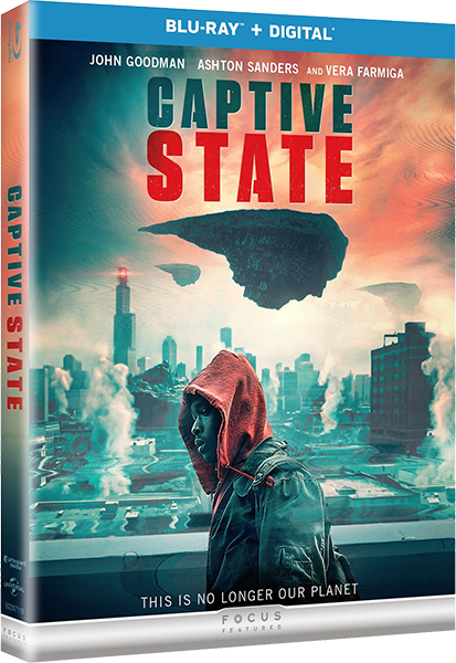 Битва за Землю / Captive State (2019) BDRip | iTunes
