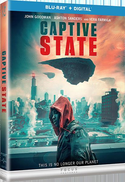 Битва за Землю / Captive State (2019) BDRemux 1080p | CВ Студия