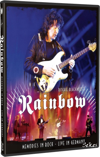 Ritchie Blackmore's Rainbow - Memories In Rock (2016, DVD9)