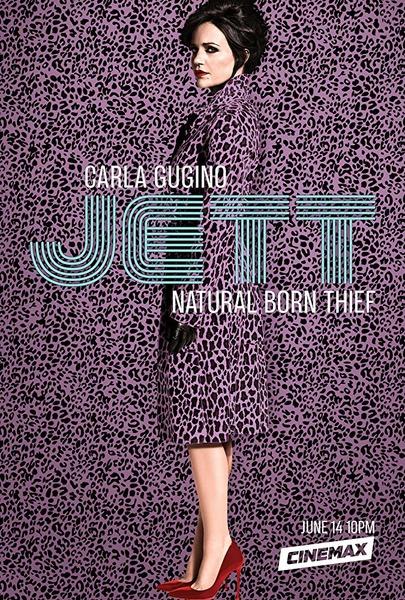 Джетт / Jett [S01] (2019) WEB-DLRip   Кириллица
