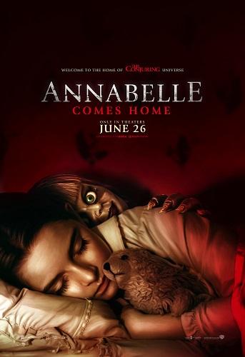 Annabelle Comes Home 2019 1080p HC HDRip X264-EVO