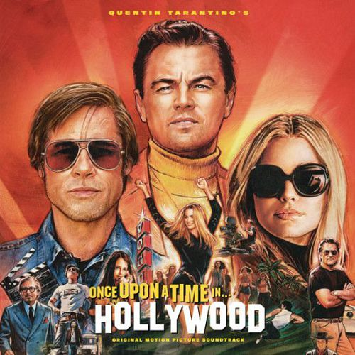 VA – Quentin Tarantino's Once Upon a Time in Hollywood (Original Motion Picture Soundtrack) (2019)