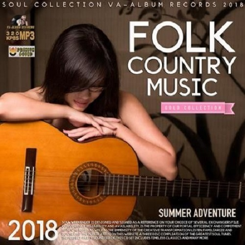 VA – Folk Country Music (2018)