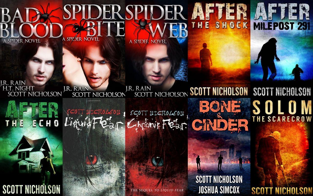Scott Nicholson - Collection