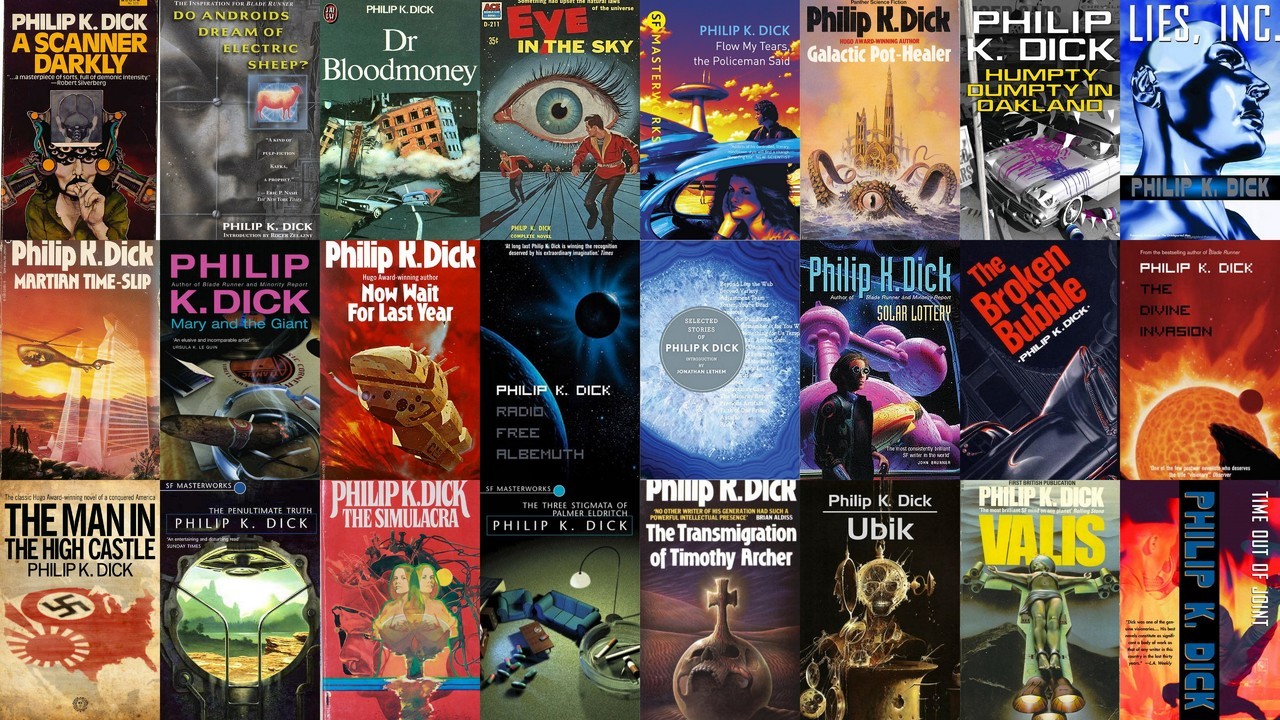 Philip K. Dick - Collection