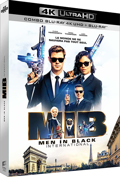 Люди в черном: Интернэшнл / Men in Black International (2019) UHD BDRip-HEVC 2160p | 4K | HDR | D, P | iTunes