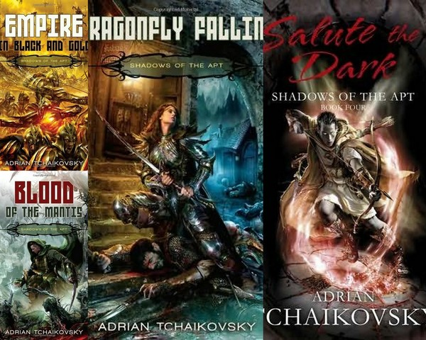 Adrian Tchaikovsky - Collection