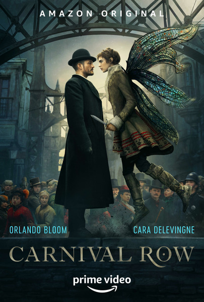Карнивал Роу / Carnival Row [S01] (2019) WEB-DL 1080p | Кубик в кубе