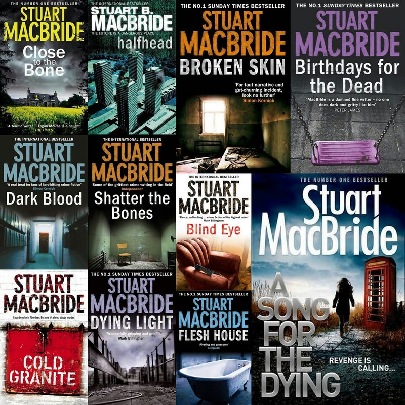 Stuart MacBride - Collection