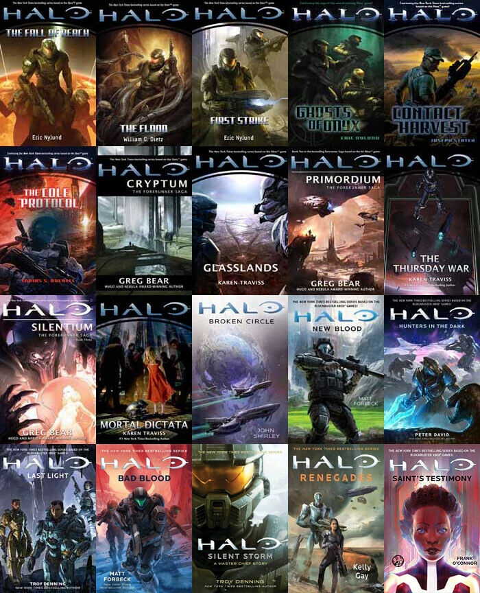 Halo - Collection