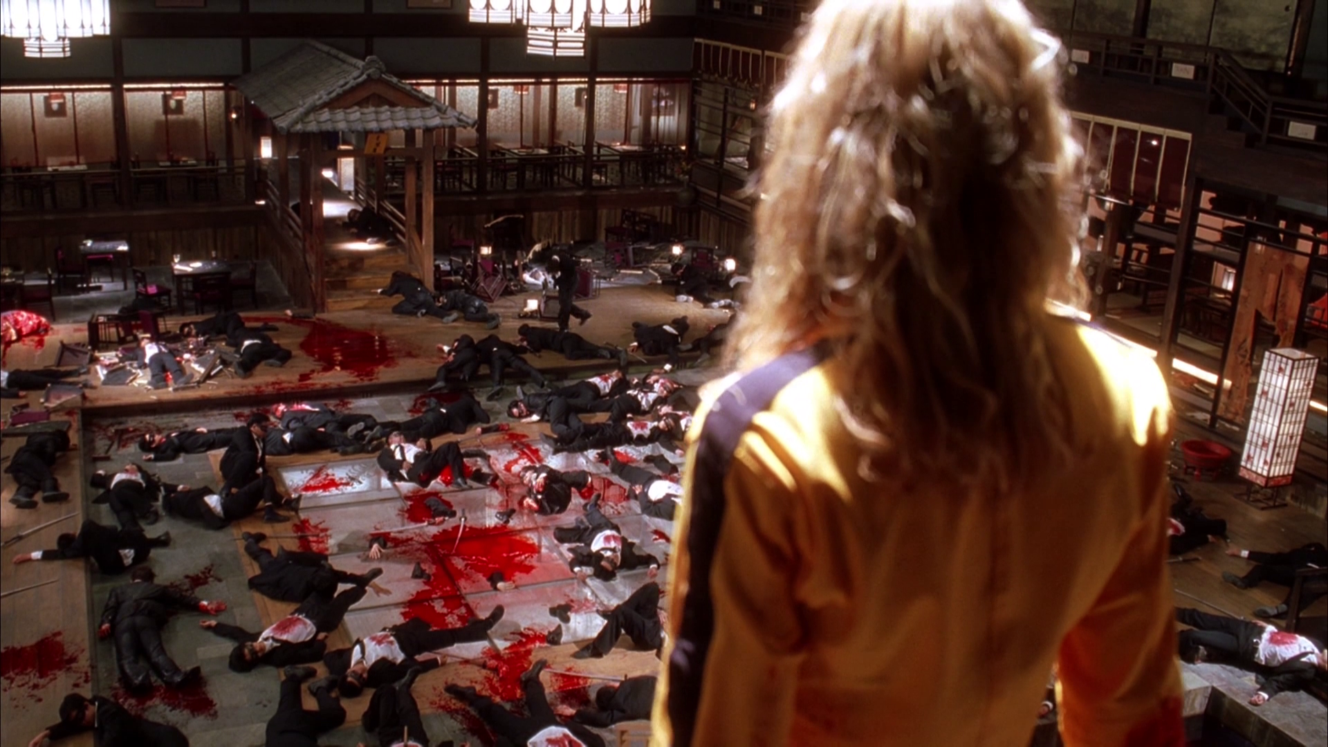 Убить Билла / Kill Bill: Vol. 1 (2003/BDRip) 1080p