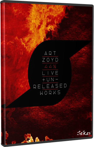 Art Zoyd - 44½ Live + Unreleased Works (2017, 2xDVD9)