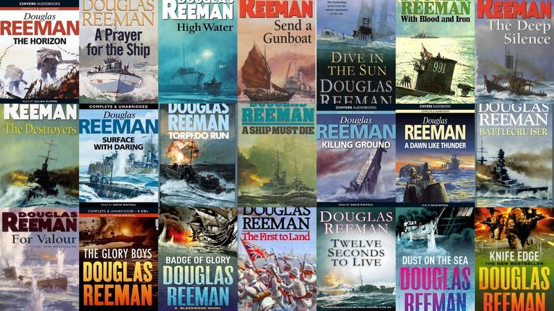 Douglas Reeman - Collection