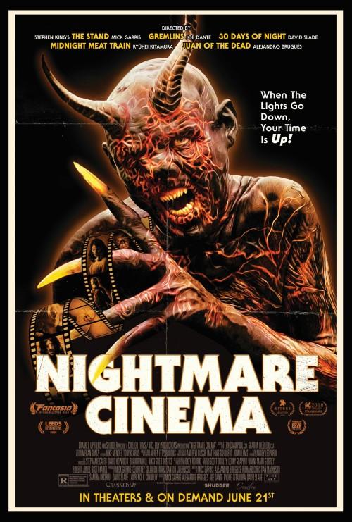 Nightmare Cinema (2018) PLSUB.BDRip.x264-VoMiT / Napisy PL