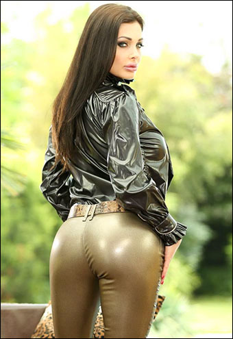 Aletta Ocean - The Big Titty Queen Is Back For A Full Program DP Attack! (2014) WEB-DLRip |