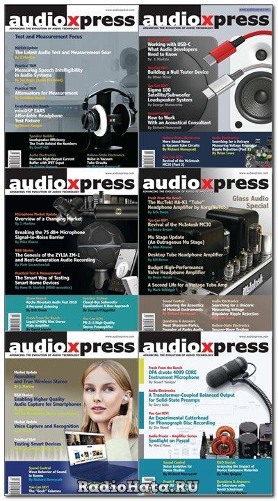 AudioXpress №1-№6 (January June) 2019