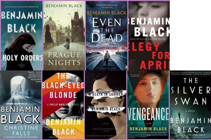 Benjamin Black - Collection