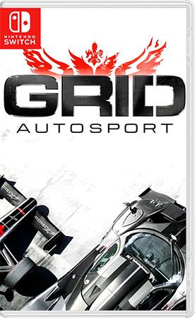 Grid Autosport (2019) [Switch] [USA] 8.1.0 [License / DLC] [Ru / En]