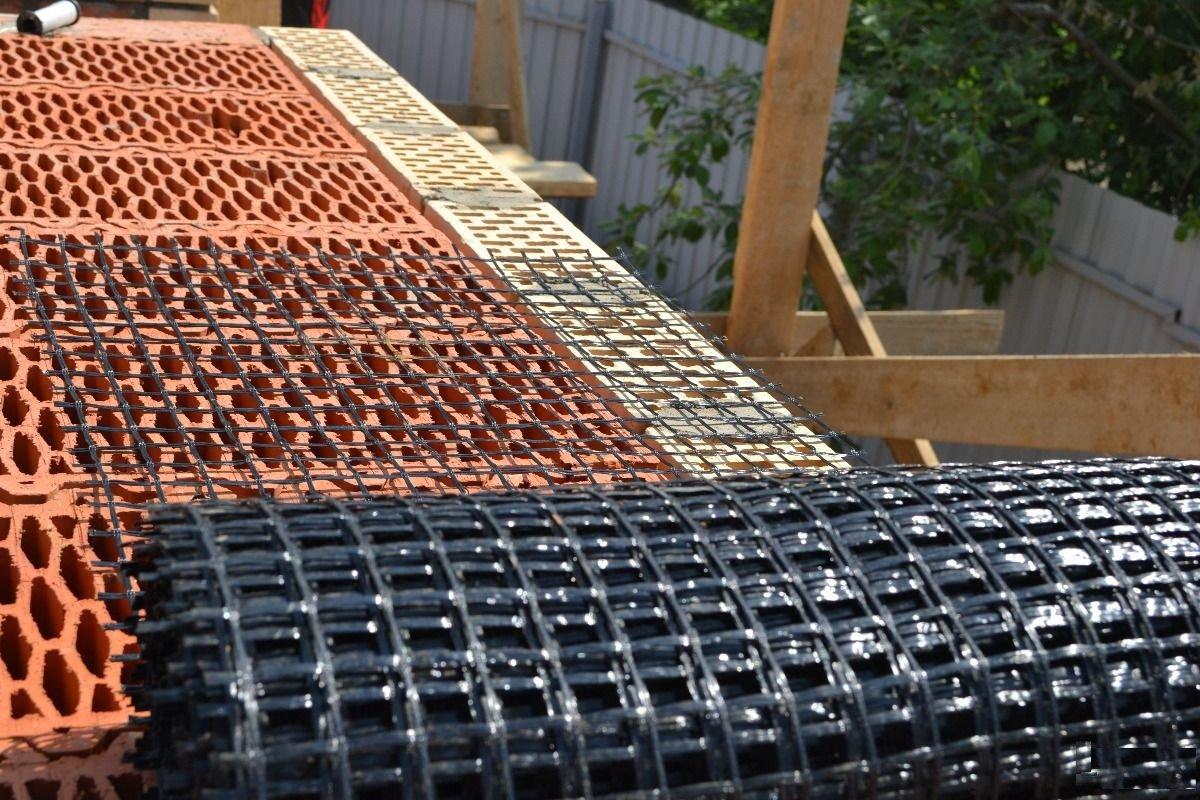 Применение базальтовой сетки