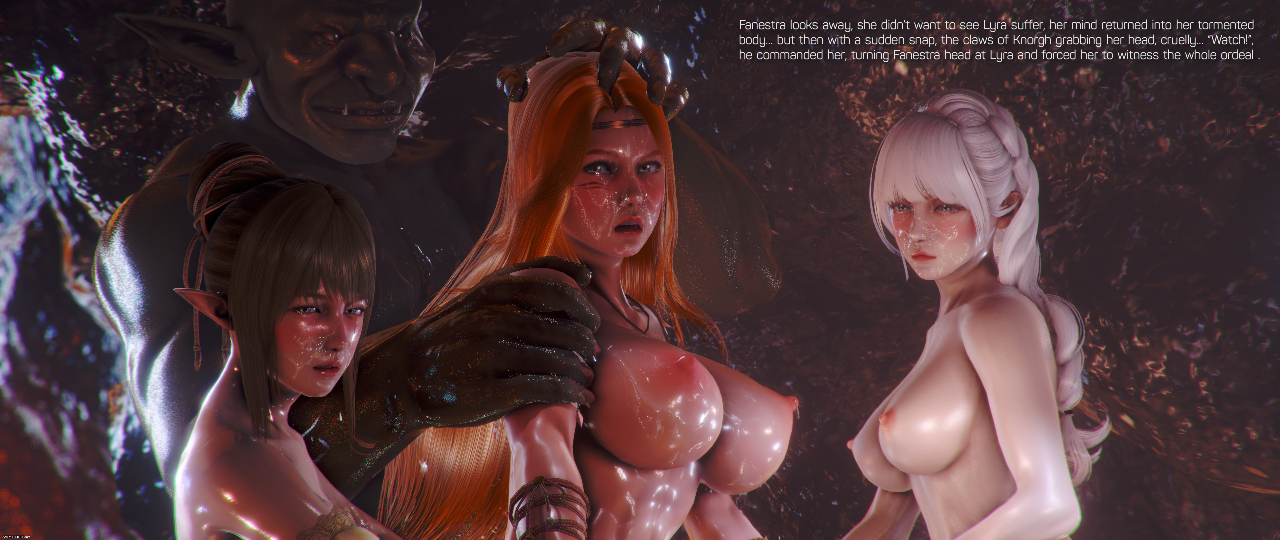 The Ultimate Series [Uncen] [3DCG] [ENG] Porn Comics