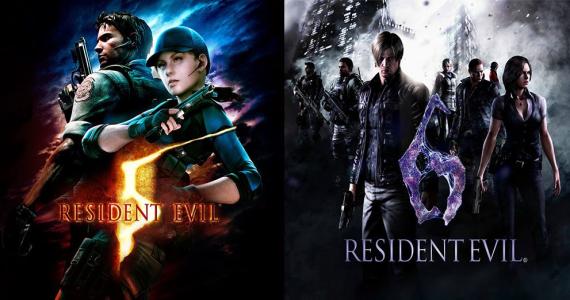 Демоверсии Resident Evil 5 и Resident Evil 6 доступны на Nintendo Switch F844a1cdb55894184fb5cad5709f6f9b