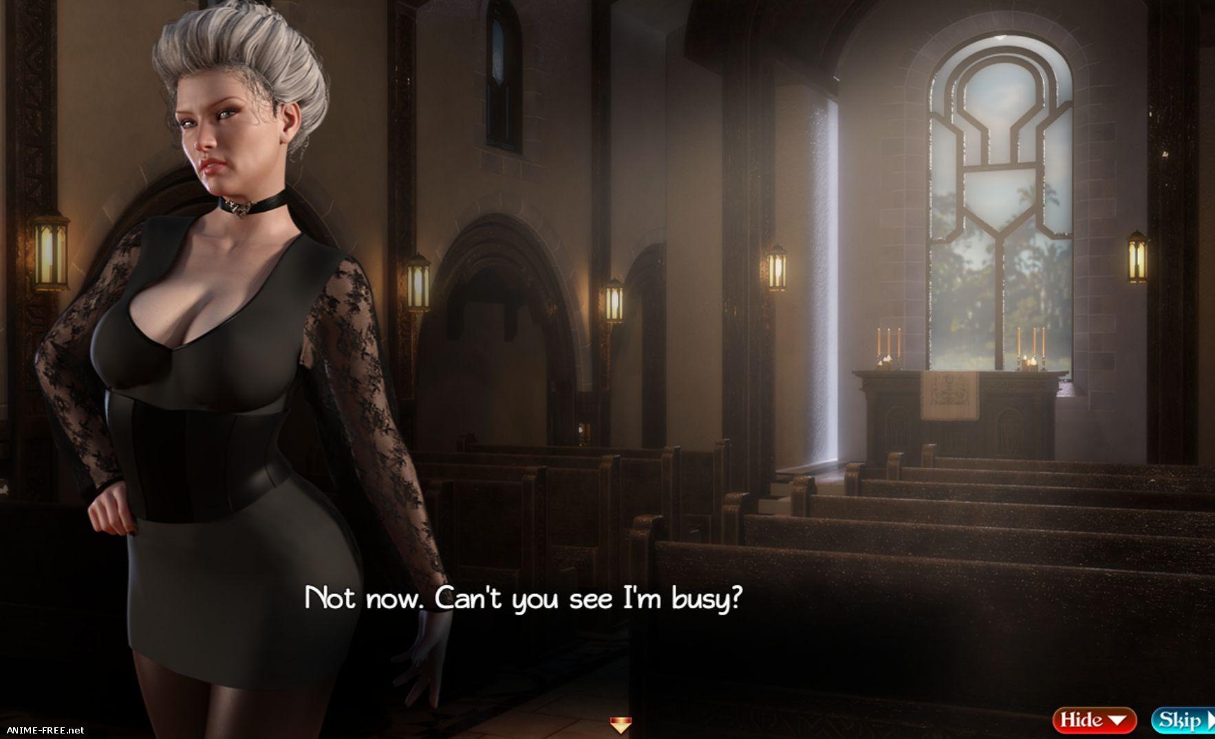 Treasure of Nadia [2019] [Uncen] [ADV, 3DCG, Animation] [ENG,RUS] H-Game