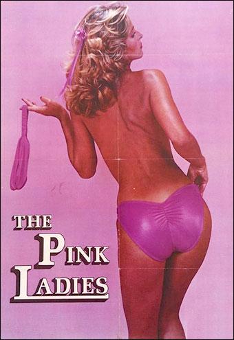 Розовые дамы / Чувственные удовольствия / The Pink Ladies / Sensual Pleasures (1979) BDRip 720p |