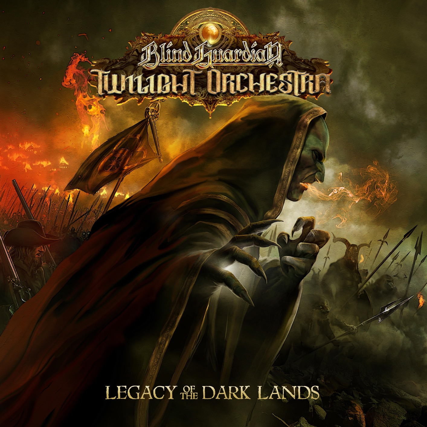 [TR24][OF] Blind Guardian Twilight Orchestra - Legacy of the Dark Lands - 2019 (Power Metal, Symphonic Rock)