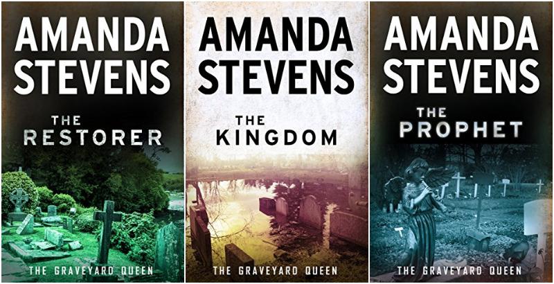 Amanda Stevens - Collection