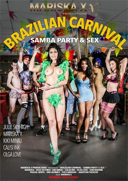 Бразильский карнавал  |  Brazilian Carnival (2018) WEBRip