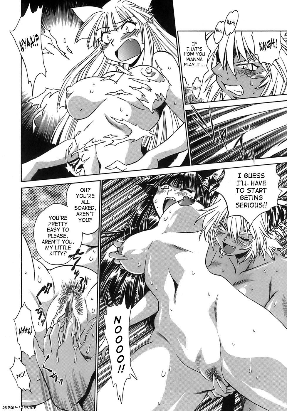 Manabe Johji / Manabe George / Studio Katsudon (Collection) - Сборник хентай манги [Ptcen] [RUS,ENG,JAP] Manga Hentai