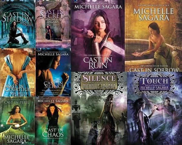 Michelle Sagara - Collection