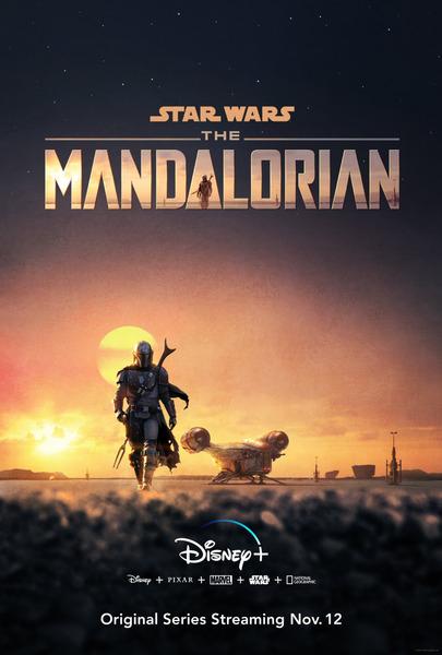 Мандалорец / The Mandalorian [S01] (2019) WEB-DLRip | AlexFilm