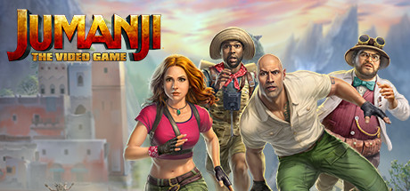 JUMANJI The Video Game-CODEX
