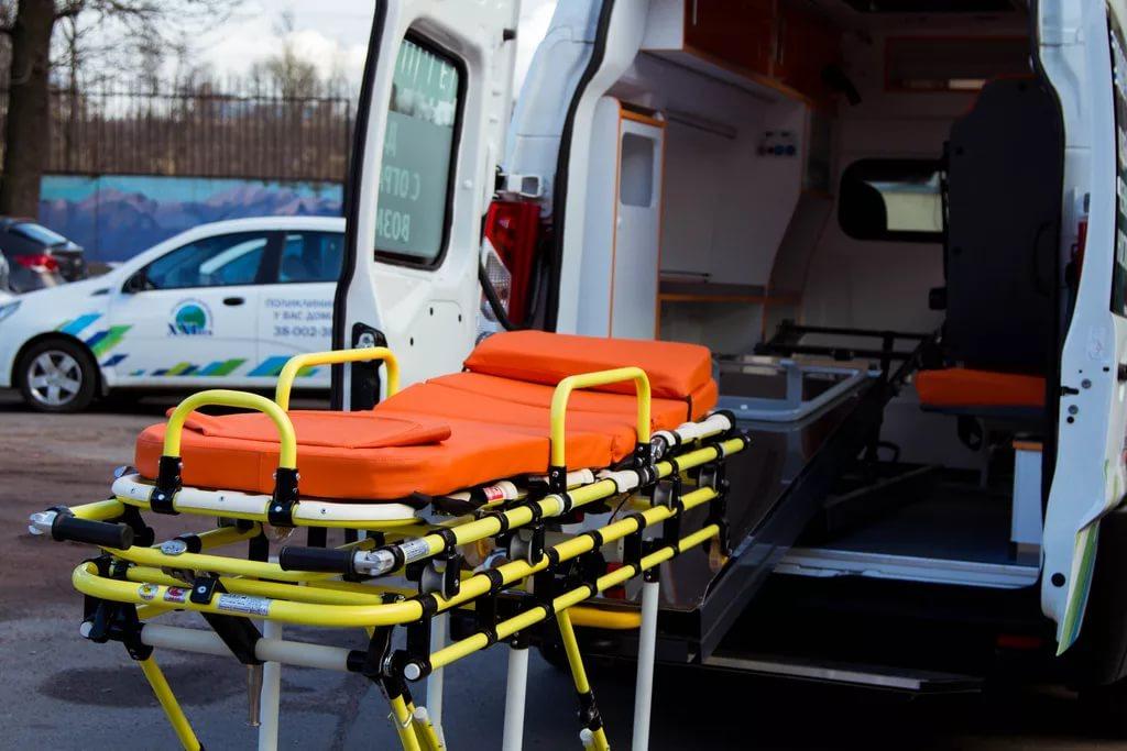 Профессиональная перевозка лежачих больных