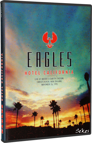 The Eagles - Live at Christchurch 1995 (2014, 2xDVD5)