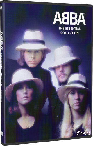 ABBA - The Essential Сollection (2012, DVD9)